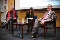 Community Conversations: Populism 10.27.16 Glenn Hubbard Ray Horton Kim Gittleson '17